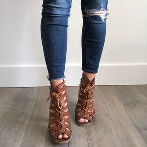 Mia girl heels